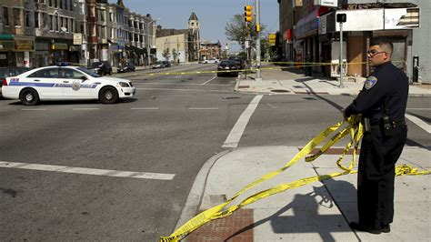 miscellaneous murder baltimore 2015 baltimore community engagement efforts slowed by crime