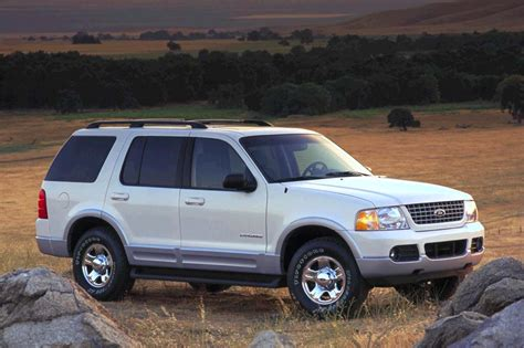 where to buy car manuals 2005 ford explorer on board diagnostic system 2002 05 ford explorer consumer guide auto