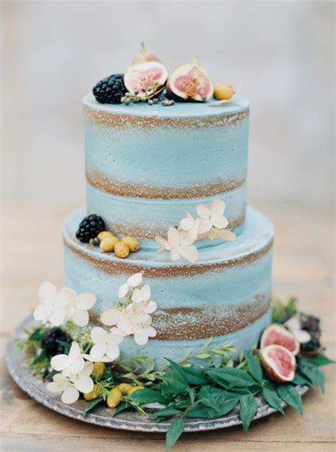 Hochzeitstorte Undone by Trendy Semi Cake O Bolo Quase Coberto Noivas