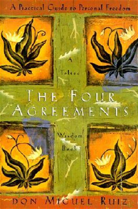 fight 4 us agreement books the four agreements a practical guide to personal freedom
