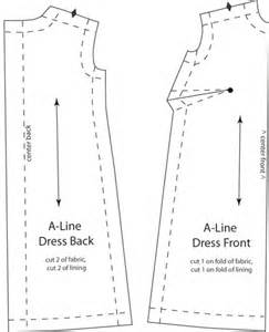 barbie a line dress sewing and pattern