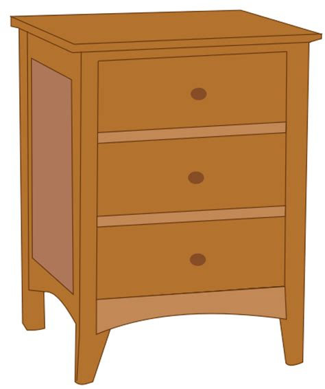 Kitchen Cabinet Cleaner free nightstand clipart 1 page of public domain clip art