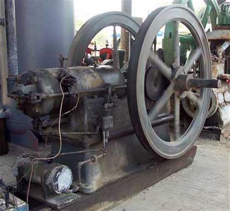 agsem gas engine row