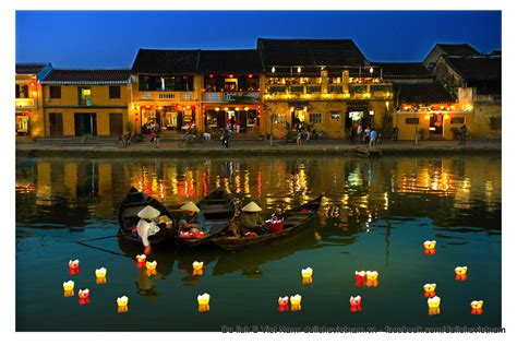 Design Tiles by Hoi An Ancient Town World Cultural Heritage Site By Unesco