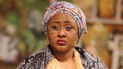 biography of muhammadu buhari aisha buhari to senator hyenas jackals will be ejected