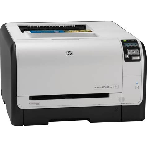 Printer Laserjet Color hp cp1525nw color laserjet pro printer reconditioned copyfaxes