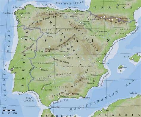 map of iberian peninsula image gallery iberian peninsula location