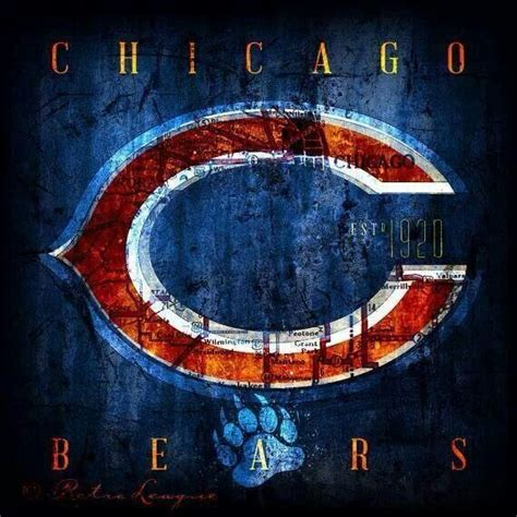 cool logo chicago bears logos and dr