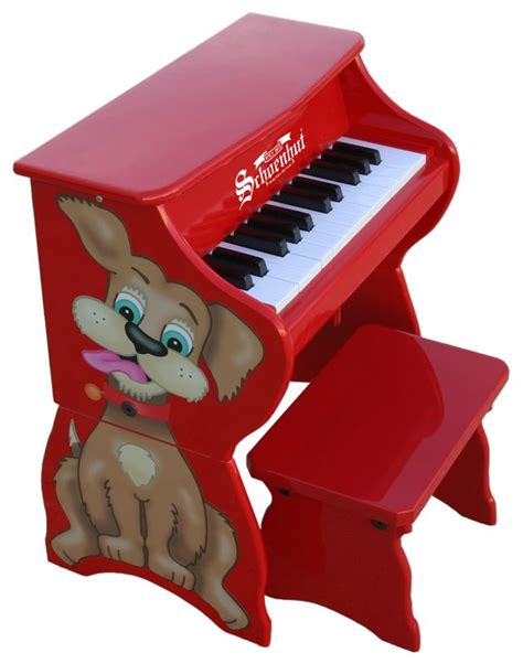 Toddler Piano With Bench Bing Images