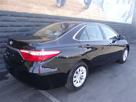 Toyota Camry 2015 Msrp Used 2015 Toyota Camry Le Stock C5262xa Chapman