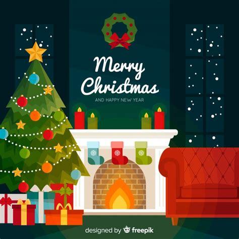 christmas chimney vectors   psd files