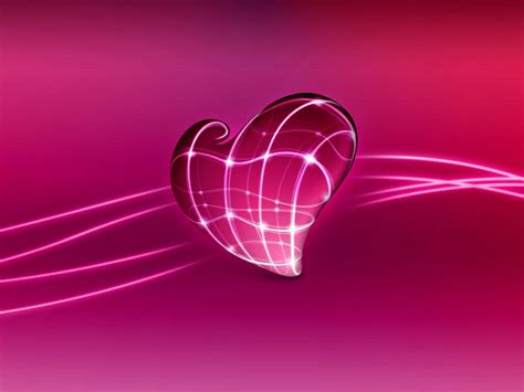 3d hearts wallpapers 3d wallpapers
