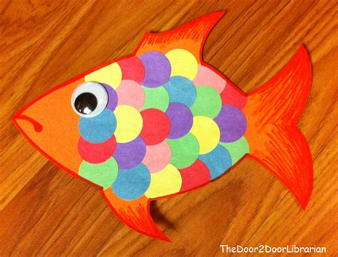 Construction Paper Crafts For Preschoolers - construction paper fish crafts search crafts