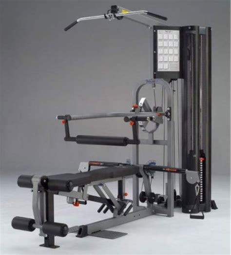 bodycraft k1 homegym with functional arms at home fitness