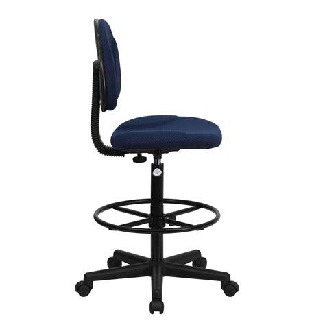 navy fabric draft chair bt  nvy gg churchchairslesscom