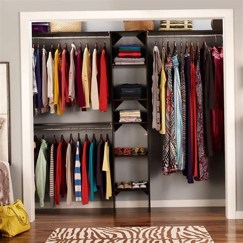 storage organizers for closets closet expandable closet organizer for bedroom storage