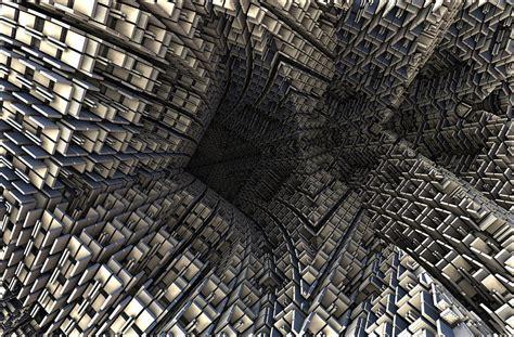 Teenager Room free illustration fractal 3d render pattern free