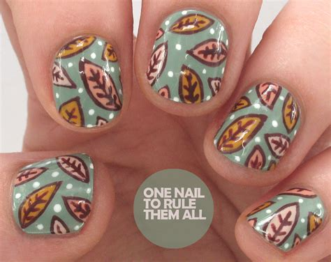 ls made from leaves green autumn leaves one nail to rule them all bloglovin