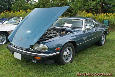 jaguar front 1986 jaguar xj s front left