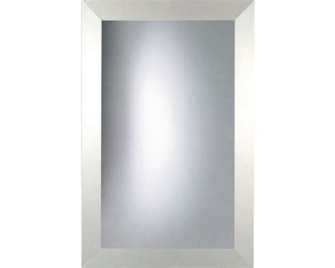 Silver Badezimmerspiegel by Wandspiegel Nizza Alu Silber 30x50 Cm Bei Hornbach Kaufen