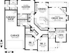 Basement Floor Plans 2000 Sq Ft by Plan 6930am Charming Country Design House Plans Love