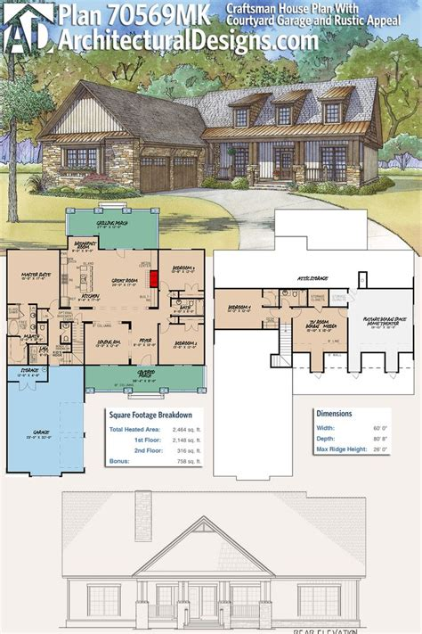 courtyard garage house plans best 25 courtyard entry ideas on pinterest tuscan house