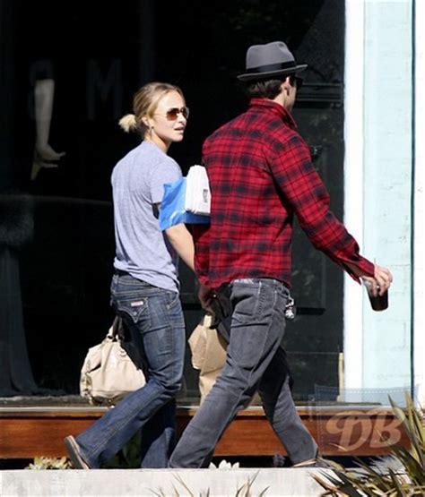 celebrity hudson jeans celebs in denim hayden panettiere in hudson jeans