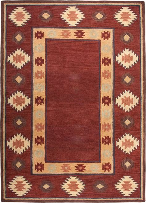 south western rugs southwestern rizzy rugs southwest wool