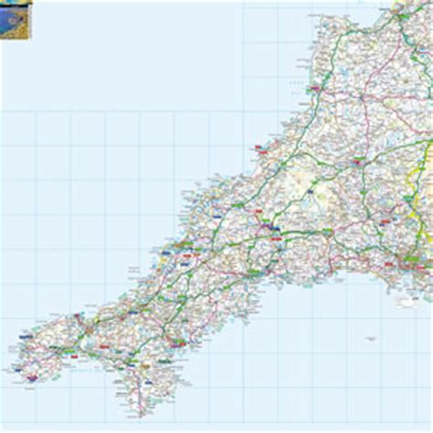 cornwall map plymouth offline map including the hoe smeaton