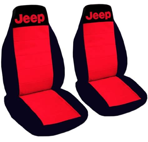 1995 Jeep Wrangler Seat Covers Custom Fit 1995 Jeep Wrangler Yj Seat Covers One Front