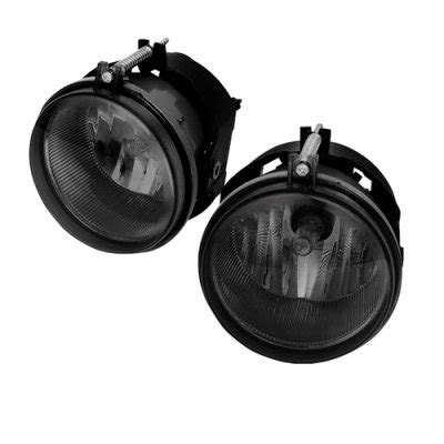 chrysler pacifica 2005 2009 smoked oem style fog lights