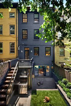 backyard nyc 1000 images about brownstone yards on pinterest small