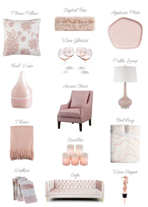 blush pink decor blush pink is a new home decor neutral porch daydreamer a beautiful life