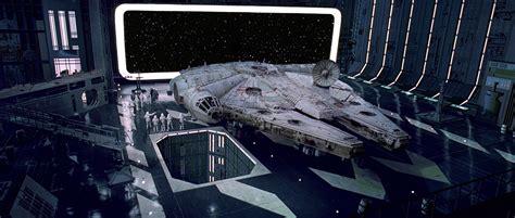 star wars celebration v death star hallway recreation a photo on flickriver docking bay 327 wookieepedia the star wars wiki