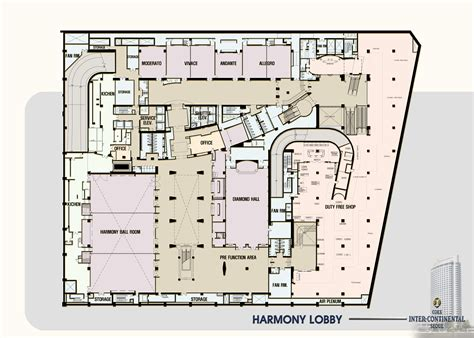 floor plan resort hotel lobby floor plan google search hotel design