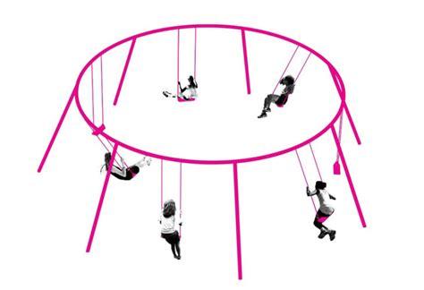 circle of swings full circle buffalo rising