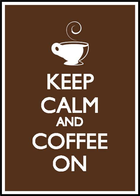 Keep Rafika 3 10 225 keep calm and coffee on on behance