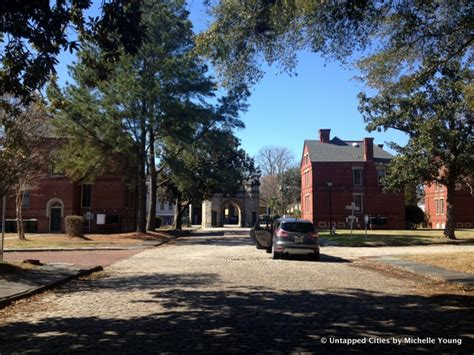 south carolina housing authority charleston has possibly the most beautiful housing project