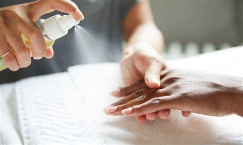gateway hotel beauty salon mani pedi w nail color valid upto mani pedis fabulous nails spa livingsocial