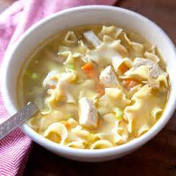 Chicken noodle soup recipe dr odd