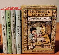 libro nutshell library caldecott collection 1000 images about maurice sendak on maurice sendak chicken soup with rice and new