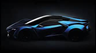 lykan hypersport vehicle car blue cars wallpaper cars