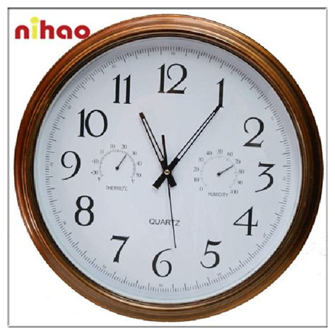 cheap wall clocks 2015 promotional cheap quartz wooden wall clock with big discount buy wooden wall clock cheap