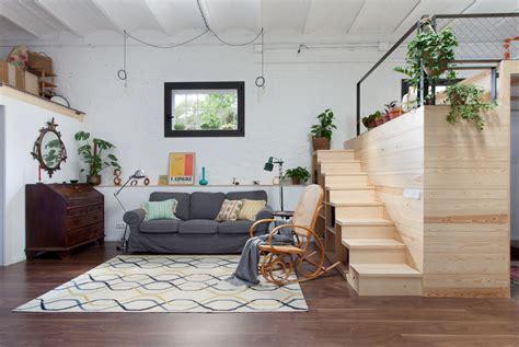 arredare un garage un garage di 60 mq trasformato in un loft casa it