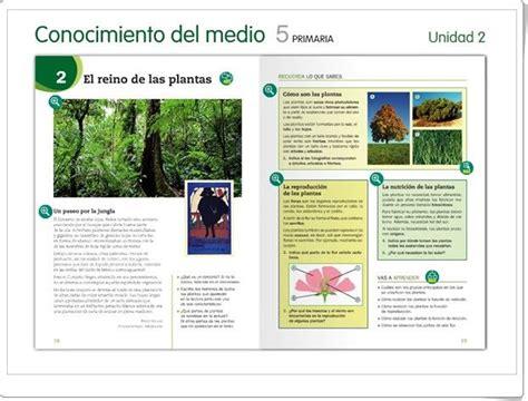 ciencias de la naturaleza unidad 2 de ciencias de la naturaleza de 5 186 de primaria quot las plantas quot educaci 243 n