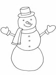 Snowman coloring pages koloringpages
