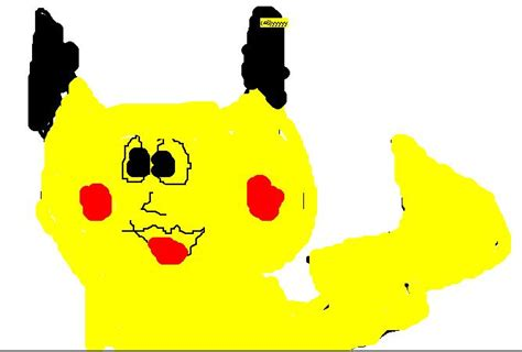 Pikachu 17 Tx Tshirtkaosraglananak Oceanseven some of the worst pikachu drawings on the