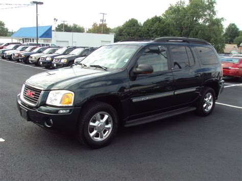 how it works cars 2003 gmc envoy engine control 2003 gmc envoy information and photos momentcar