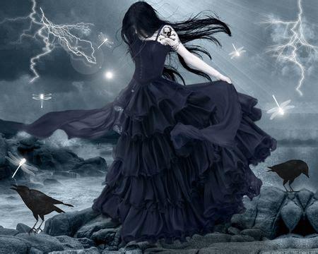 imagenes goticas y dark princess of shadows black dark girl gothic reavens