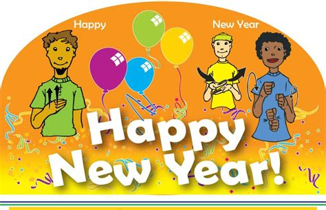 new year in language happy new year new sign classroom routines